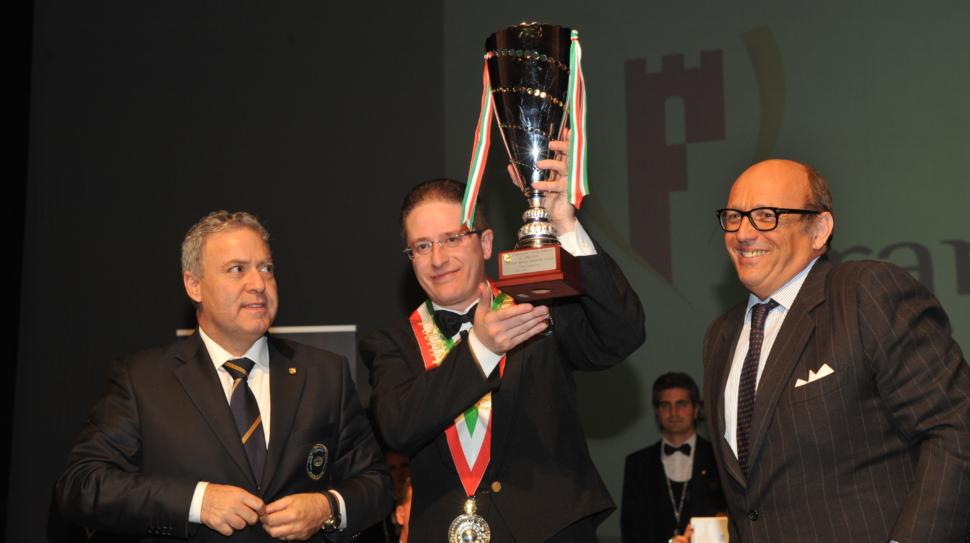 Antonello Maietta, Andrea Balleri e Maurizio Zanella