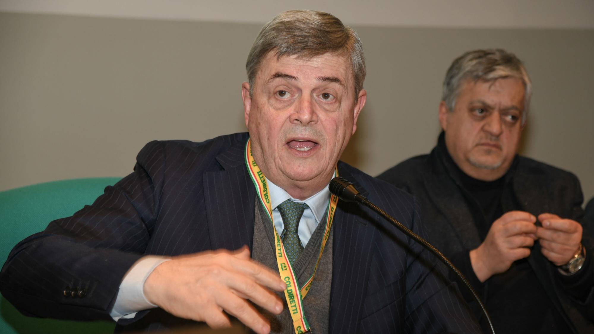 Grana Padano Coldiretti