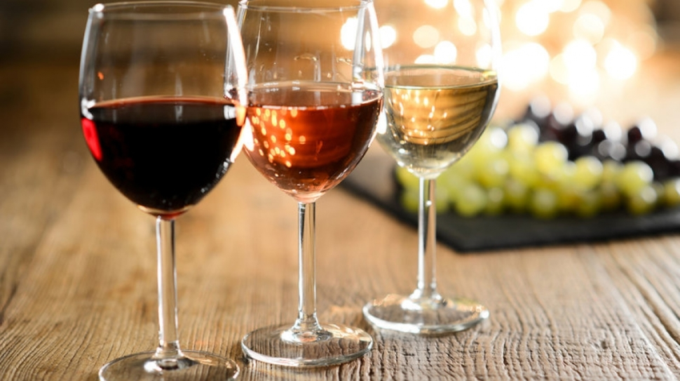 tavolo del vino