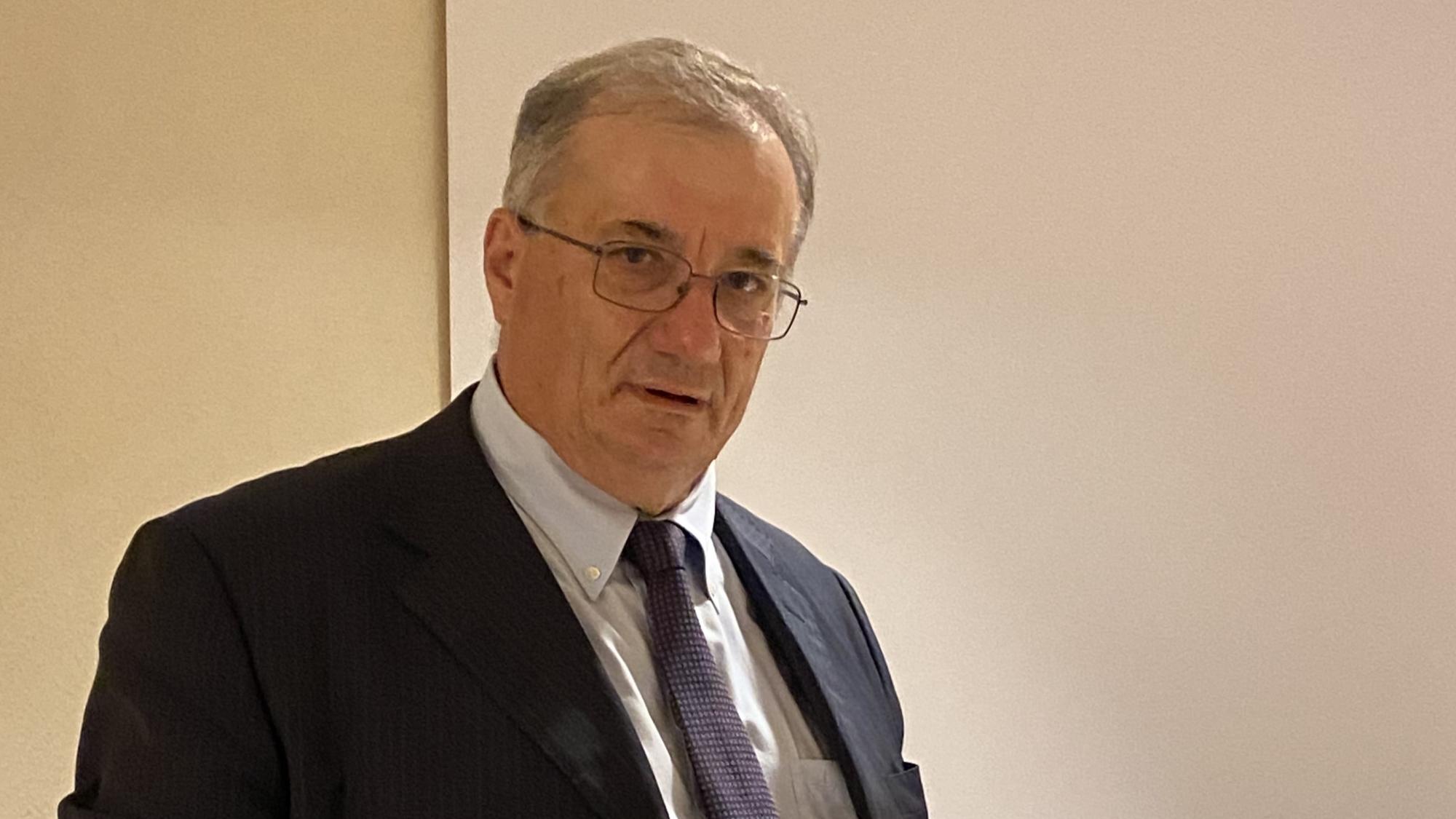 Renato Zaghini - presidente del Consorzio Grana Padano