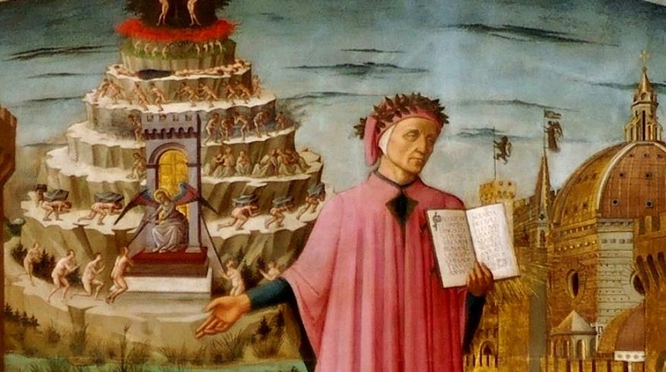 Grana Padano e Dante Alighieri